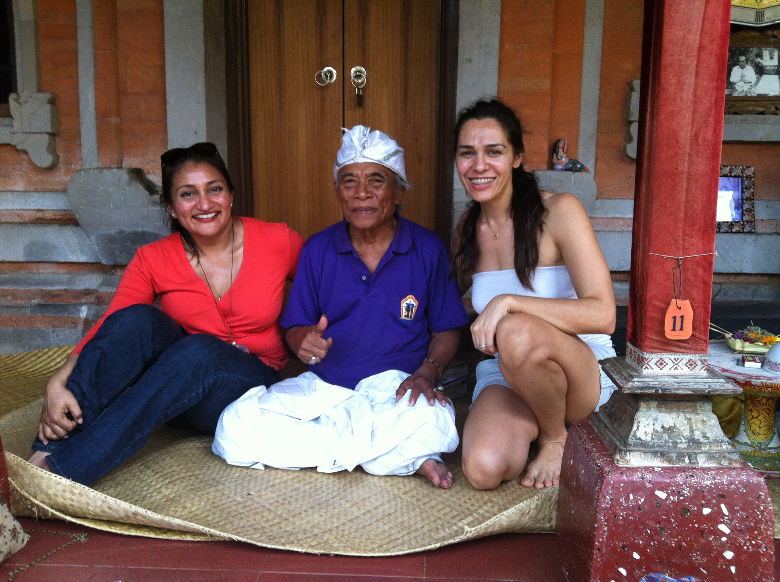 Eat Pray Love Lessons From Ketut The Medicine Man