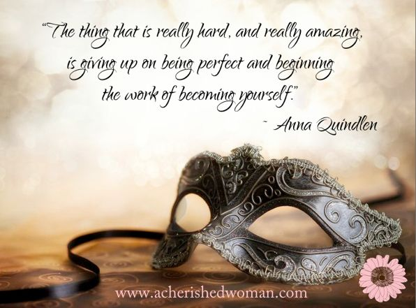 Becoming Yourself Cherished